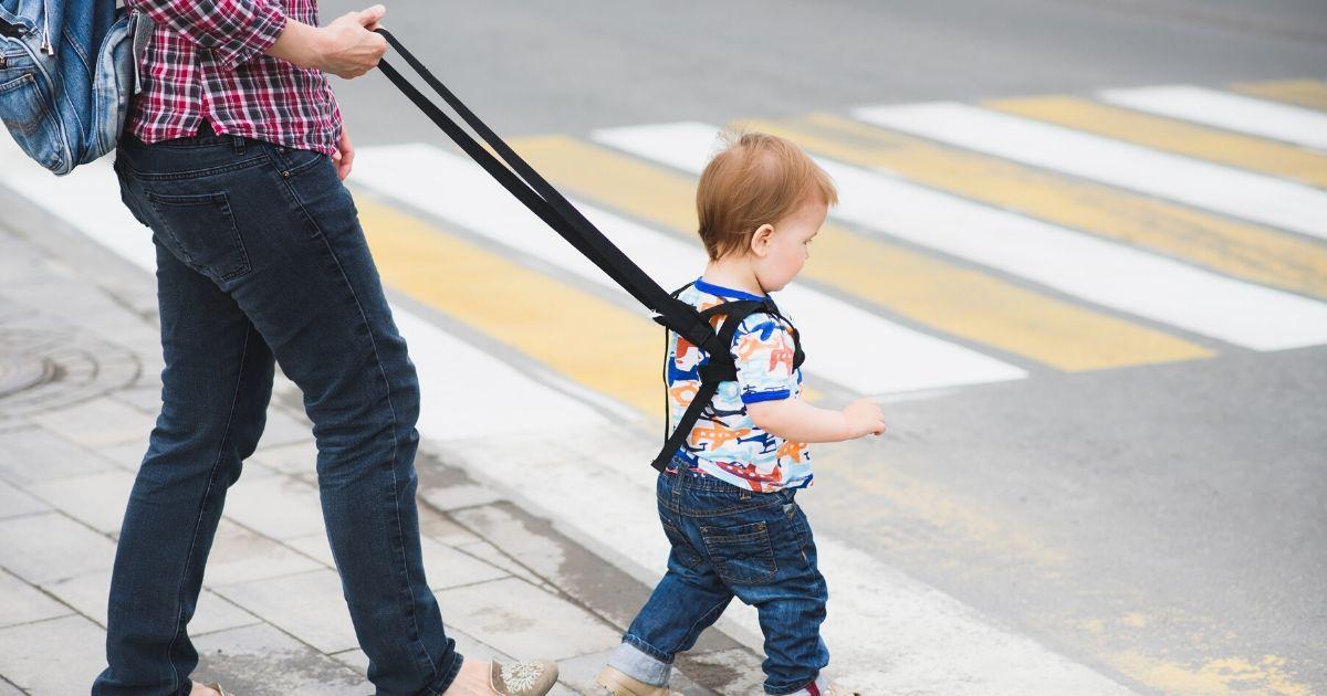 สายจูงเด็ก ไอเทมเพิ่มความปลอดภัยให้ลูกรัก สำหรับคุณแม่ยุคใหม่